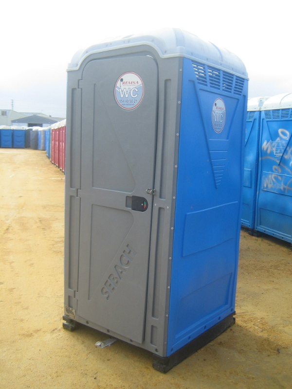 baños portatiles