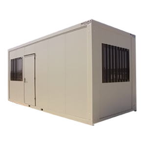 Prefabricated modules